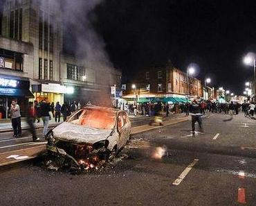 Das Nachhallen der riots