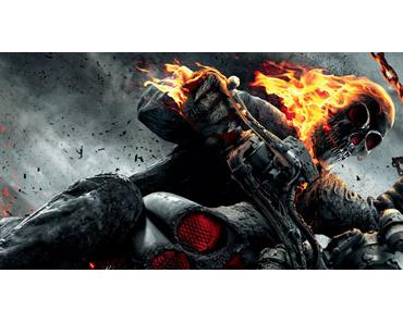 Ghost Rider – Spirit of Vengeance: Neues Poster aus der Hölle