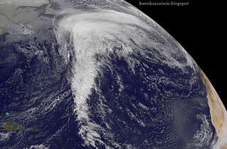 Orkan Deutschland Freitag 16. Dezember Satellitenbild