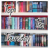 Top Ten Thursday #44