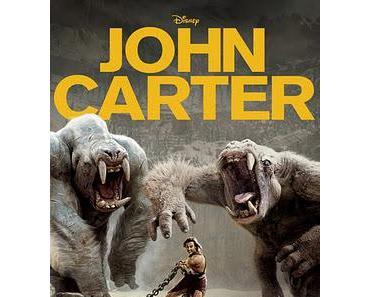 John Carter: Neues Kinoplakat veröffentlicht