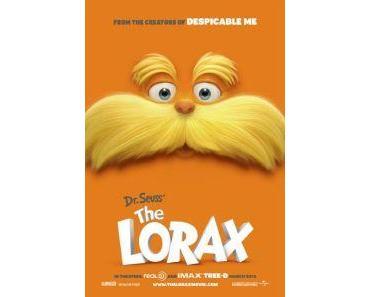 Trailer zu 'The Lorax' mit Danny DeVito