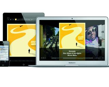 iTunes Match – Cloud-Musik-Streaming jetzt auch in Deutschland