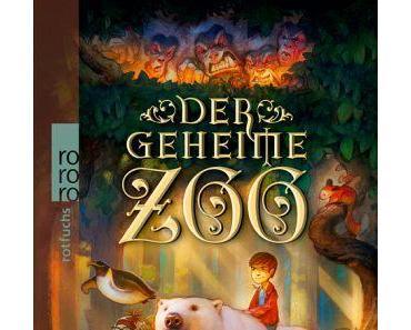 °.: Lesen - Chick: Der geheime Zoo :.°