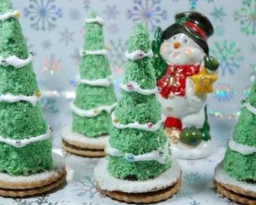 Oh Tannenbaum, oh Tannenbaum, wie grün sind deine Kokosflocken