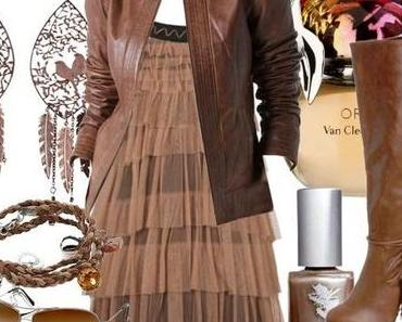 Herbst-Outfit