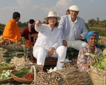 Das ZDF-Traumschiff in Kambodscha