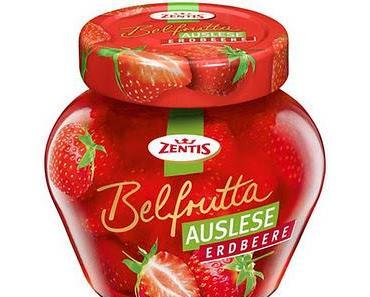 Zentis Belfrutta Auslese Erdbeere