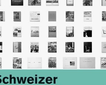 Schweizer Fotobücher 1927 bis heute