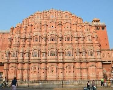 3 Wochen Indien: Palast der Winde