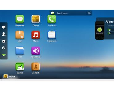 AirDroid – Das Smartphone auf dem Desktop steuern