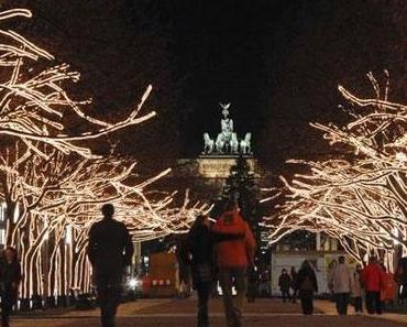 Weihnachtsleuchten in Berlin