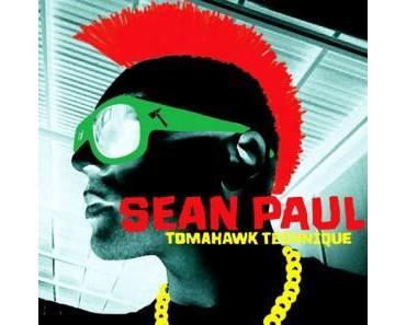 """Sean Paul veröffentlicht Tracklist & Cover zu """"Tomahawk Technique"""""""