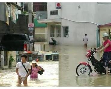 Katastrophe im Urlaubs-Paradies von Thailand