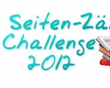 Seiten-Zähl – Challenge 2012 – Ich bin dabei!