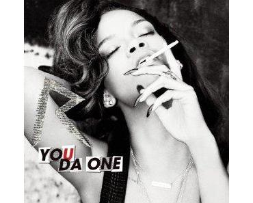 "Rihanna mit ""You Da One"""