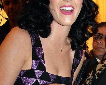 Katy Perry: Ehemann Rusell Brand hat Scheidung eingereicht