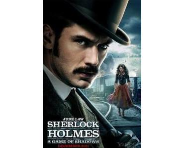 Kino-Kritik: Sherlock Holmes II – Spiel im Schatten