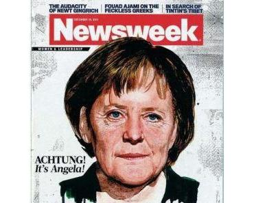 Achtung! It's Angela