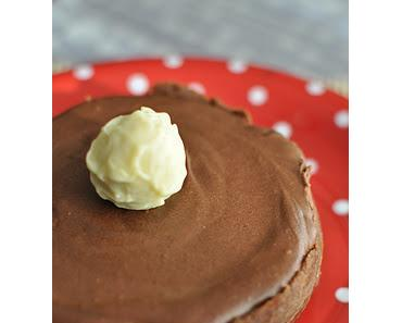 Schoko-Toffee-Torte