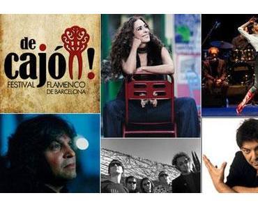 """""""De Cajón"""", das Flamenco Festival in Barcelona"""