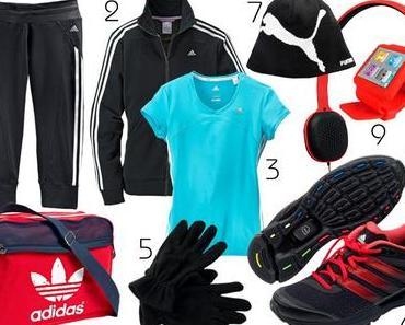 Gute Vorsätze für 2012 – Sport