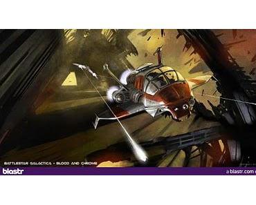 Neue Hoffnung für Battlestar Galactica: Blood & Chrome