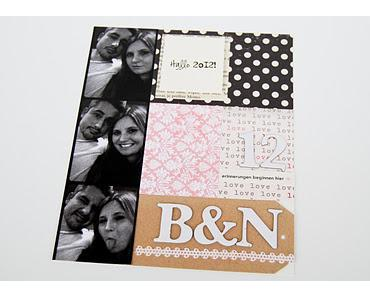 erinnerungsbuch / memories book / titelseite 2012