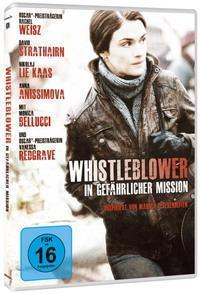 Gewinnspiel zu Rachel Weisz in 'Whistleblower'