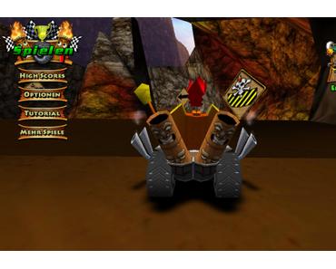 Spiele-Tipp: Tiki Kart 3D für Android