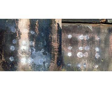 Fliesenstürmer als Kunstfreunde