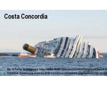 Costa Concordia – Sinnbild für den Zustand der westlichen Welt