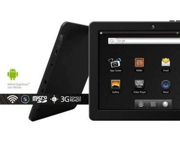 Amazon reduziert den Preis der Axida-Tablets Odys Xpress und Odys Space.