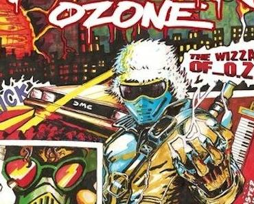 Funkmaster Ozone : The Wizzard Of…O.Z.! [Album Snippet]
