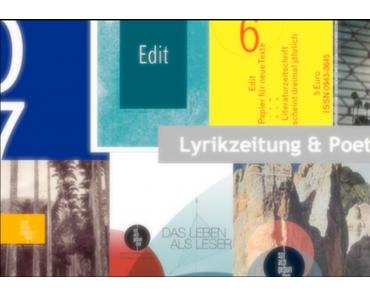 Literaturzeitschriften im Koeppenhaus