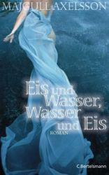 Book in the post box: Eis und Wasser, Wasser und Eis