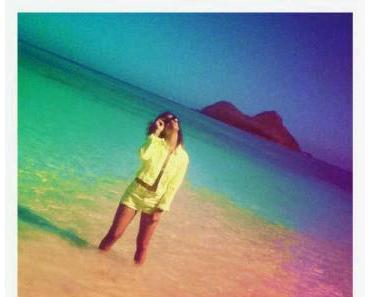 Bikinifotos und Joints: Rihanna macht Urlaub auf Hawaii