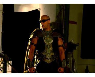 Riddick: Vin Diesel veröffentlicht erstes Foto aus dem Film