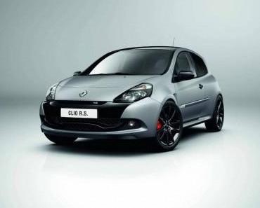 Renault Clio Sondermodell SUCCESS