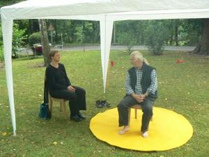 Ort des Treffens beim Bürgerpicknick in Hainholz