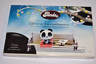 Panda Schokoladenkonfekt