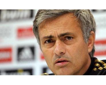 Real-Madrid-Fans sind sauer: Mourinho erstmals im Kreuzfeuer