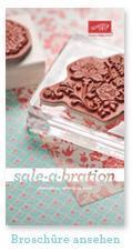 Sale-A-Bration-Aktion beginnt und die ersten Workshopbeispiele...