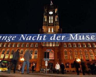 Die lange Nacht der Museen in Berlin