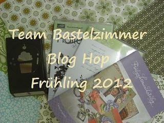 Blog Hop zum Stampin'UP! Minikatalog