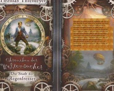 ✰ Thomas Thiemeyers Chroniken der Weltensucher