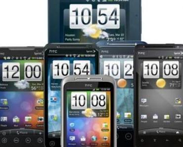 HTC setzt in 2012 auf Klasse statt Masse