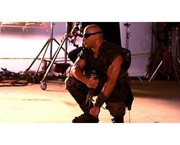 Riddick'': Vin Diesel veröffentlicht zweites Foto vom Set