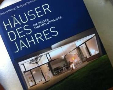 Designliteratur: Häuser des Jahres