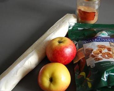 Rezept: Apfelstrudelmuffins